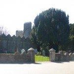 D'après Lou, c'est un des plus vieux châteaux d'Irlande, peut-être même le plus vieux...